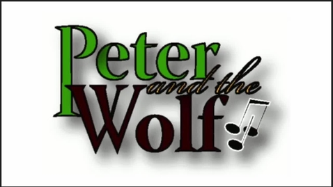 Thumbnail for entry Peter and the Wolf - with listening map