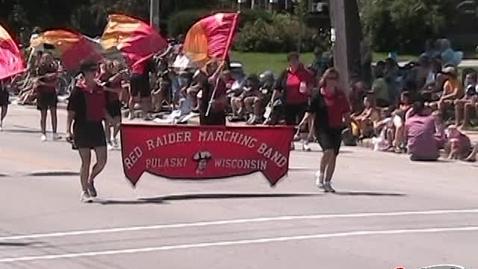 Thumbnail for entry Pulaski Polka Days Parade - Part 2