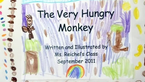 Thumbnail for entry The Very Hungry Monkey
