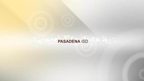 Thumbnail for entry Pasadena ISD Health