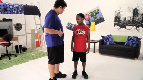 Thumbnail for entry CJ The Workout Kid Sizzle Reel - Workout 2