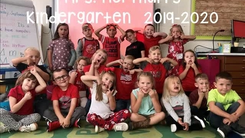 Thumbnail for entry Mrs. Herthum's End of Year Video 2019-2020