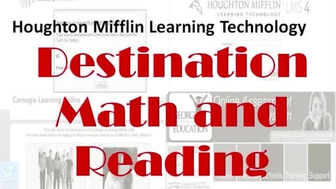 Thumbnail for entry Destination Math and Reading