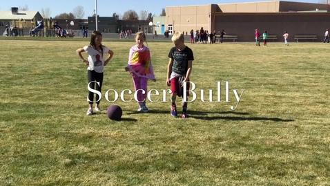 Thumbnail for entry Soccer Bully