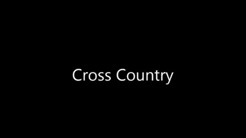 Thumbnail for entry Cross Country