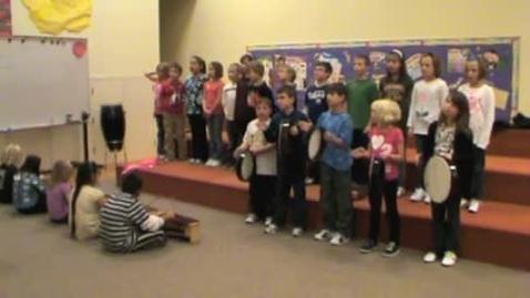 Thumbnail for entry Grade 3/4 Choir