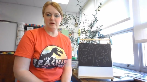 Thumbnail for entry 2nd tree paint and pattern