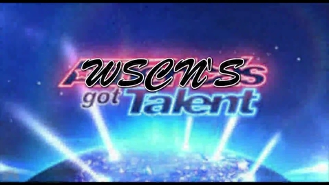 Thumbnail for entry WSCN's Got Talent - 2014/2015