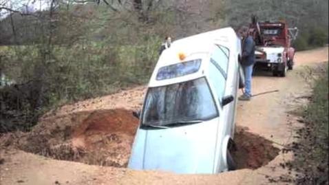 Thumbnail for entry Sinkholes