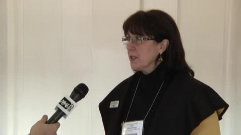 Thumbnail for entry 2010 CoSN Conference: Lillian Kellogg
