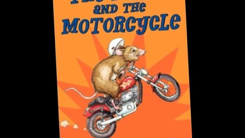Thumbnail for entry Book Trailer: The Mouse and the Motorcycle by Beverly Cleary