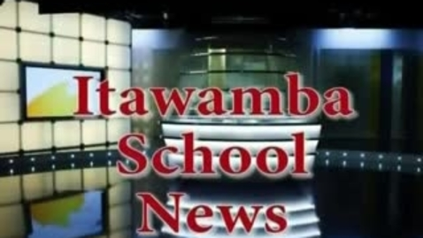 Thumbnail for entry Itawamba School News 100711