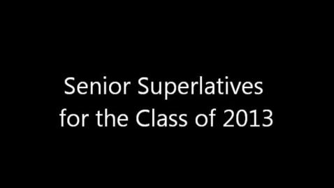 Thumbnail for entry Superlatives