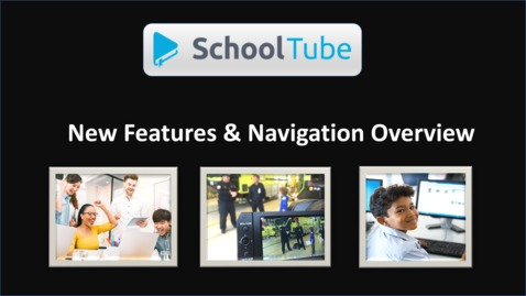 Thumbnail for entry SchoolTube New Features & System Overview (hts19)