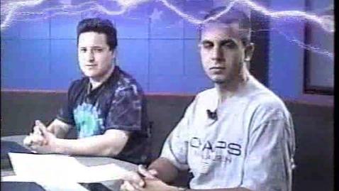 Thumbnail for entry UPC TV 4-7-1999 LIVE Show