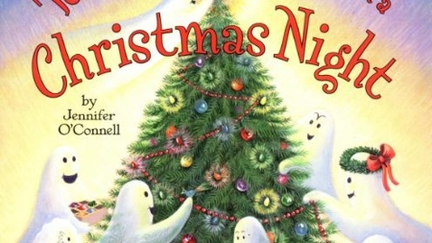 Thumbnail for entry Ten Timid Ghosts on a Christmas Night - Mrs. Brannon