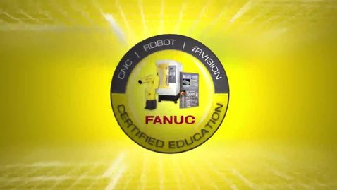 Thumbnail for entry The First Ever 'Classroom-Ready' Robotics Training Module - FANUC's Fenceless CERT Cart