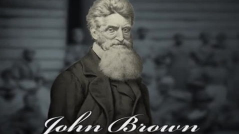 Thumbnail for entry John Brown Believed Slavery Was a Sin