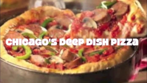 Thumbnail for entry Deep Dish Pizza