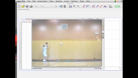Thumbnail for entry video analysis of projectile part 3