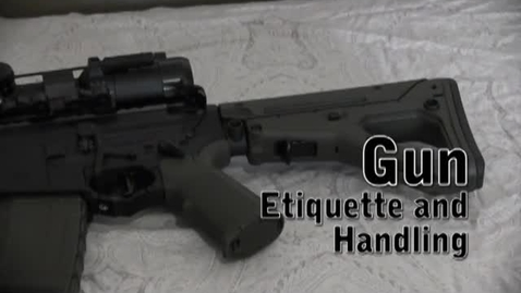 Thumbnail for entry Gun control