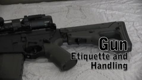 Thumbnail for entry Gun control