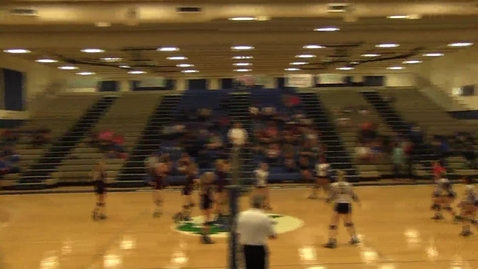 Thumbnail for entry Clear Creek-Dickinson Lady Gator Volleyball