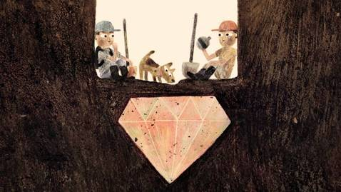 Thumbnail for entry Sam and Dave Dig a Hole by Jon Klassen and Mac Barnett