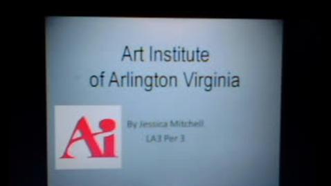 Thumbnail for entry MitchellJ AI LA3