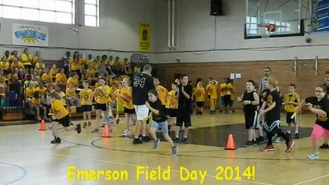 Thumbnail for entry Emerson Field Day 2014