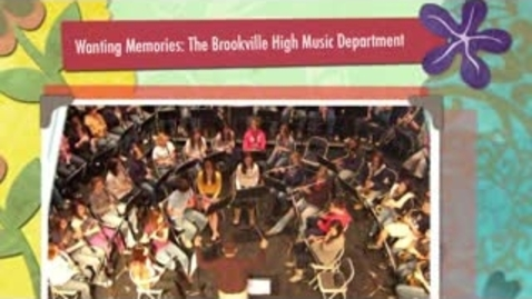Thumbnail for entry Brookville Music Department 2010-2011