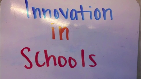 Thumbnail for entry School Inovation 2012