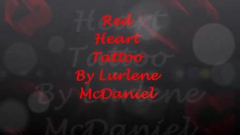Thumbnail for entry Red Heart Tattoo Lurlene McDaniel Book Trailor