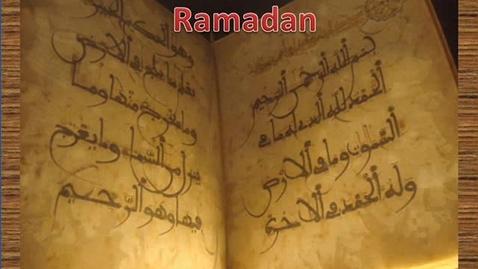 Thumbnail for entry Ramadan By:Jose