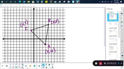 Thumbnail for entry Geometry 5.1-5.3 Review Worksheet