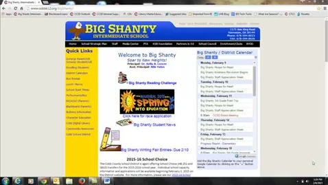 Thumbnail for entry How to cite WEBSITES using EasyBib