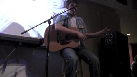 Thumbnail for entry Love 146 Concert: Mason Paisha