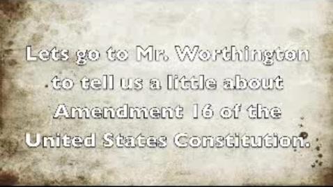 Thumbnail for entry Trey Amendment