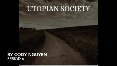 Thumbnail for entry Nguyen Utopian Society