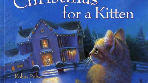 Thumbnail for entry Christmas for a Kitten - Mrs. Brannon