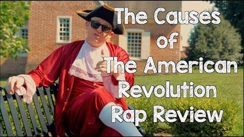 Thumbnail for entry Causes of The American Revolution - Review Rap Song
