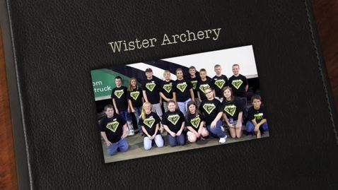 Thumbnail for entry Wister Archery
