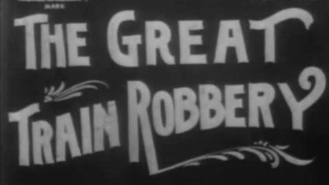Thumbnail for entry The Great Train Robbery (1903)