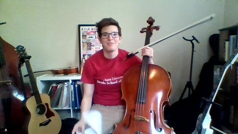 Thumbnail for entry Week 5: 4th/5th Grade Cello/Bass Lesson
