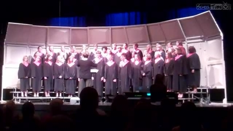 Thumbnail for entry SVHS Choir Concert