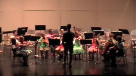 Thumbnail for entry All-City After School Orchestra