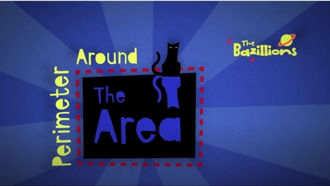 Thumbnail for entry Perimeter and Area song by the Bazillions