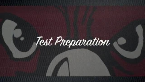 Thumbnail for entry ACT Preparation