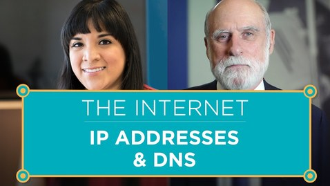Thumbnail for entry The Internet: IP Addresses & DNS