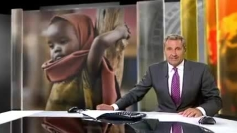 Thumbnail for entry Famine in Africa:  ITV News at the Dadaab Refugee Camp in Kenya